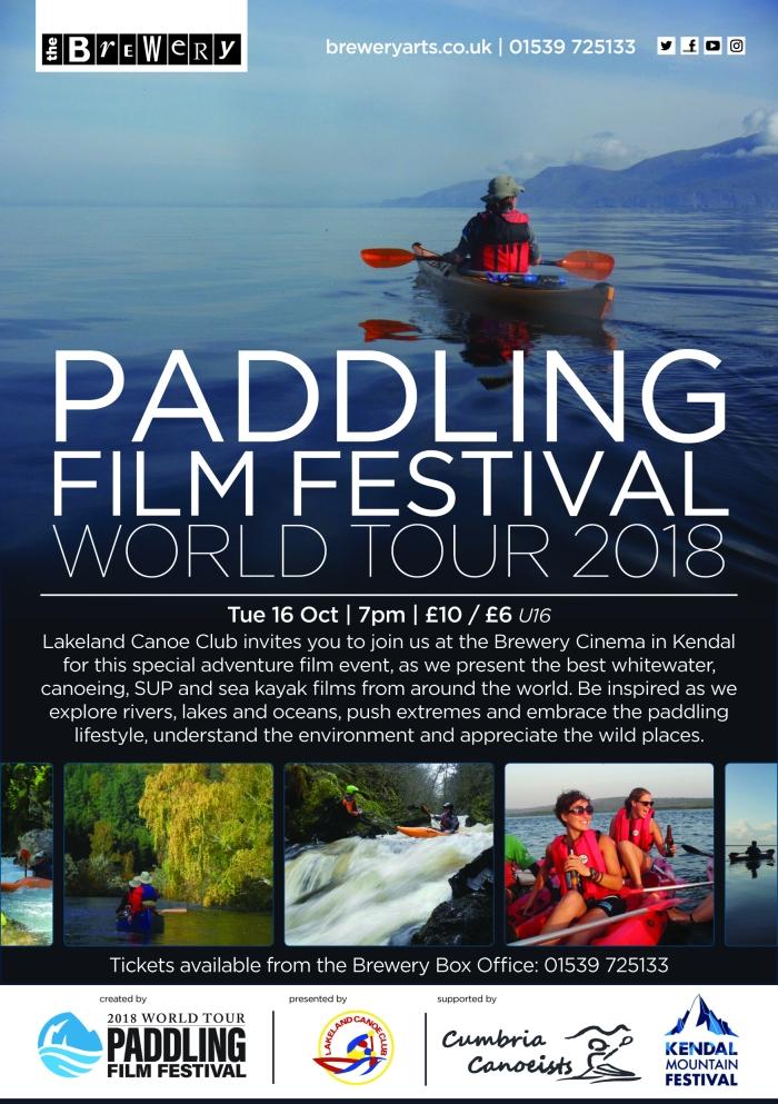 Paddling-Festival-Poster
